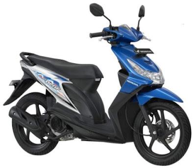 Motor Honda Beat CW