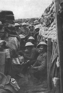 Australian 53rd Battalion at Fromelles, July 1916