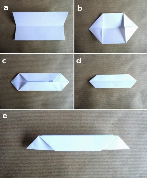 Flor de Loto en Papel, Origami