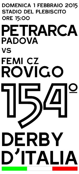154° DERBY D'ITALIA