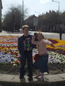 Spring Has Arrived in Kalocsa