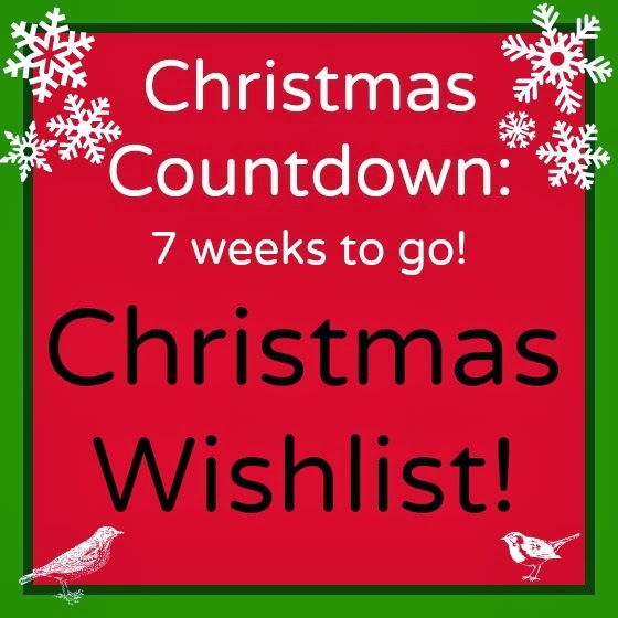with only 7 weeks till christmas i thought it would be time that i put together a christmas wish list there have been quite a lot of things that i have
