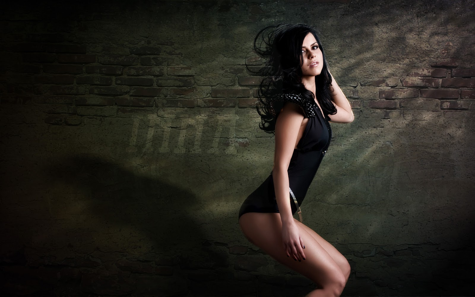 butt Celebrity Elena Alexandra Apostoleanu naked photo 2017