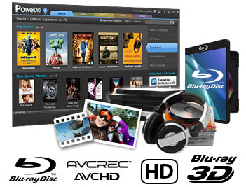Download PowerDVD 11 + Crack