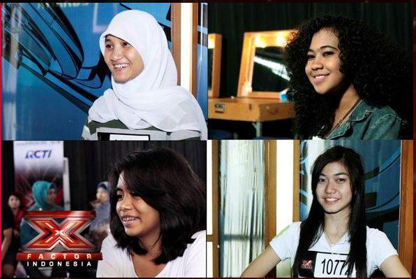 Peserta X Factor Indonesia