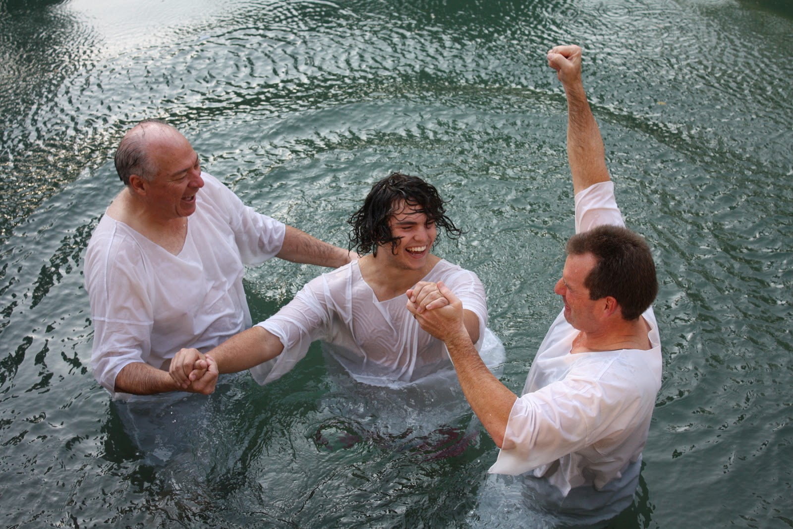 christian baptism - photo #23