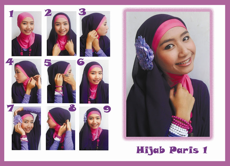 Hijab Paris 1