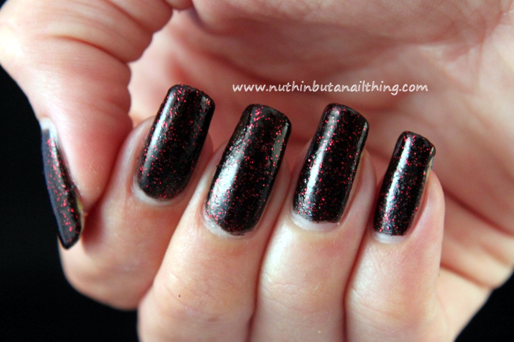 nuthin\' but a nail thing: Etude House - Matte Sand Glitters