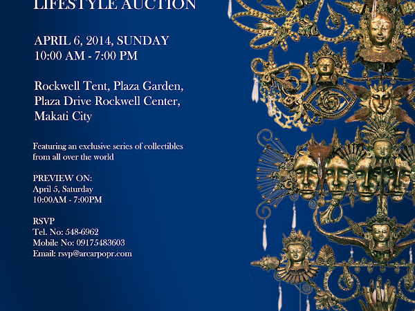 You are invited: Harringtons Lifestyle Auction