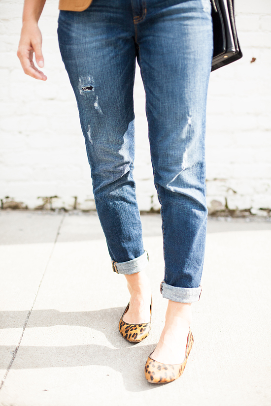 Here&Now: Gap Factory new boyfriend jeans