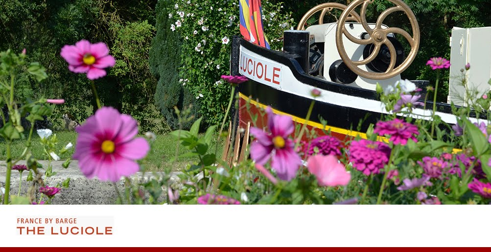 Hotel Barge Luciole Blog