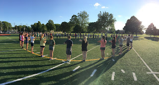 Independence Day Parade Practice #99Learns #WeAreDGN
