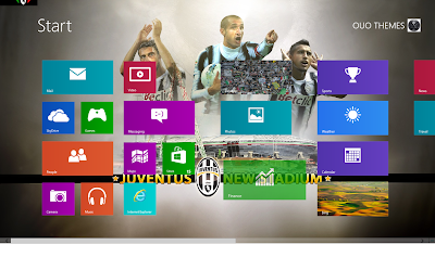 2013 Juventus Fc Windows 8 Theme, 2013 Juventus Wallpapers Hd