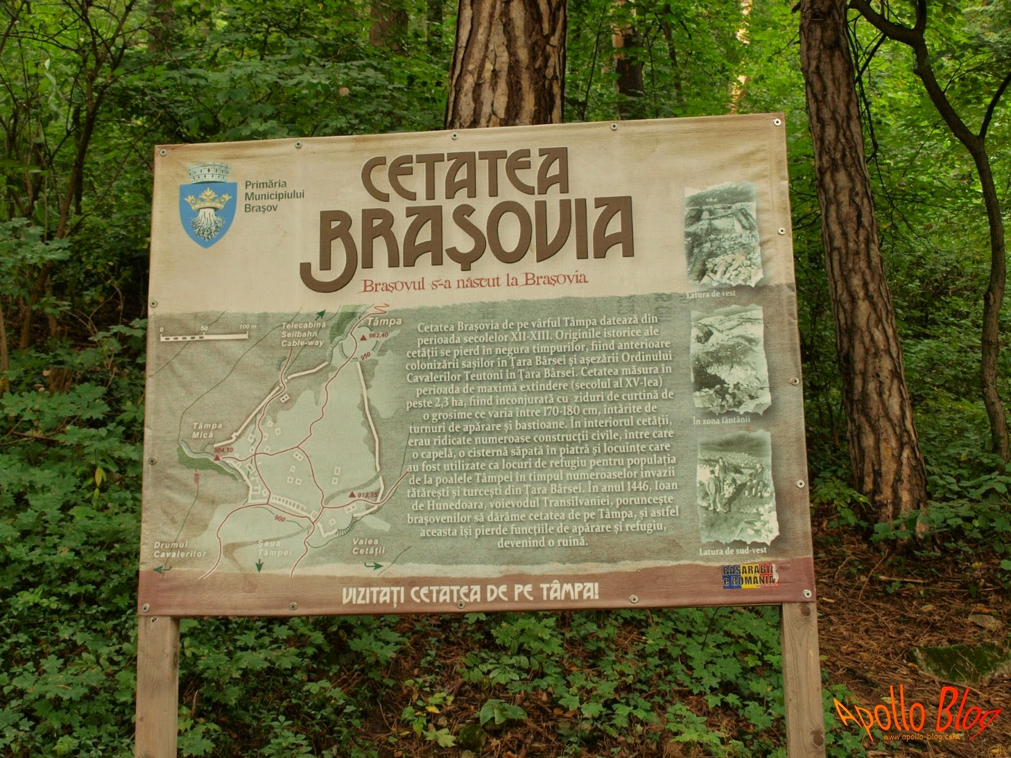 Cetatea Brasovia