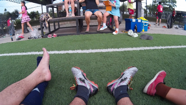 Selfie my legs