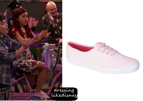 Sam & Cat: Season 1 Episode 3 Ariana's Pastel Baby Pink ...