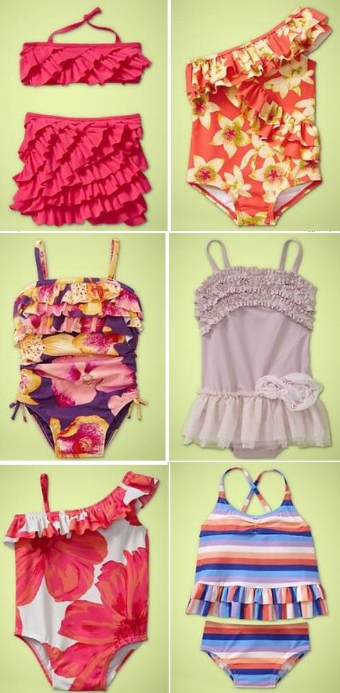 Imagenes Traje De Baño Ninas: para niños ropa para niñas ropita bebes: ROPAS DE BAÑO PARA NIÑAS