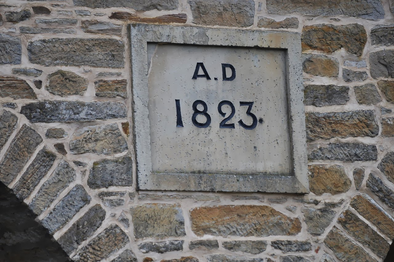 Colour by numbers richmond -  December 1823 Announced That The First Stone Had Been Laid 11 December 1823 In The Presence Of James Gordon And George Western Gunning And A Number