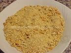 Tort de iaurt fructe cu blat biscuiti maruntiti preparare