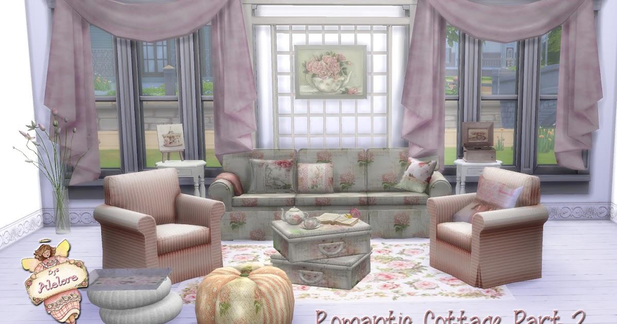 alelore sims blog romantic cottage decor pt 2