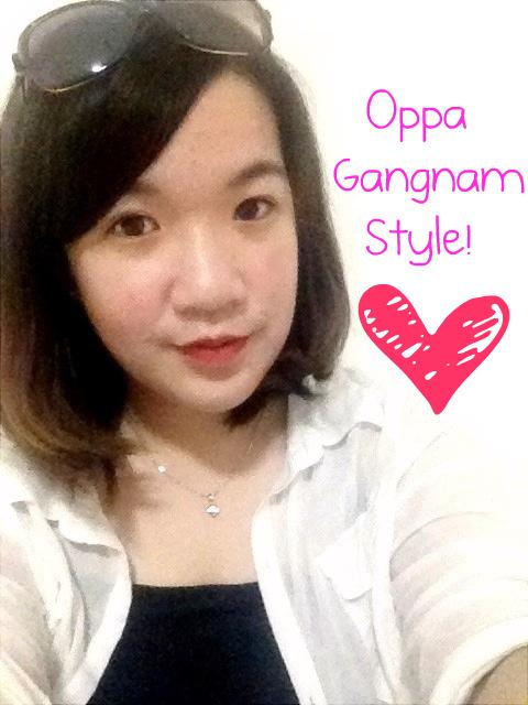 Psy gangnam style lyrics meaning