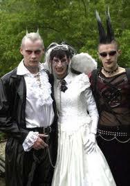 Drakula Marriage Ceremony
