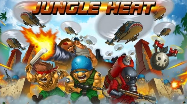 Android Jungle Heat Oyunu