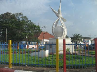Kinshasa Statue DR Congo
