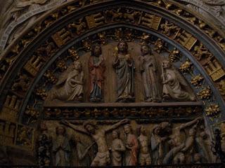 Catedral de Leon, 12 de enero de 2012