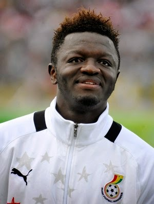 Sulley Muntari (Ghana)
