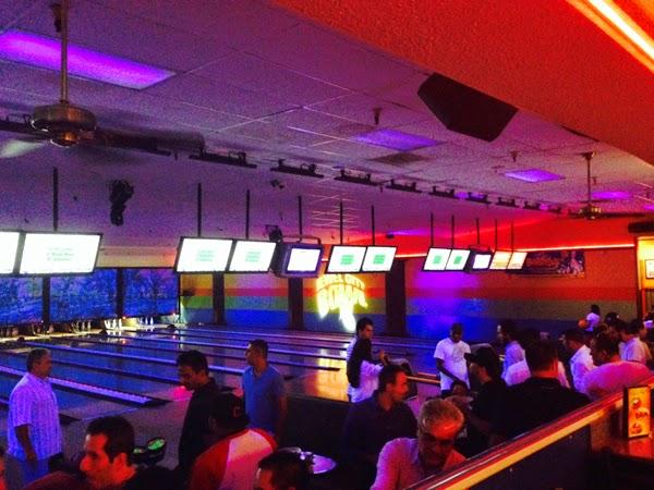 GotPrint bowling lanes Jewel City Bowl
