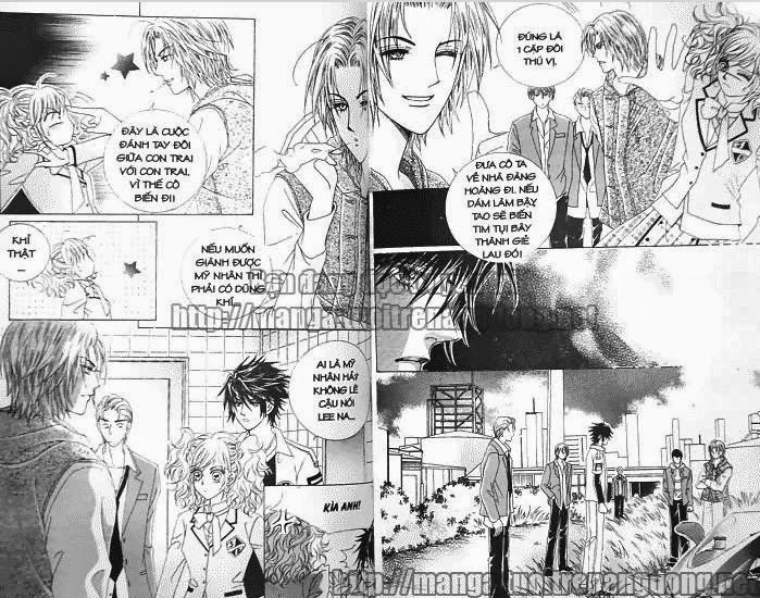 Bốn Chàng Hào Hoa Chapter 11 - Trang 40