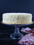Snow Cheese Cake