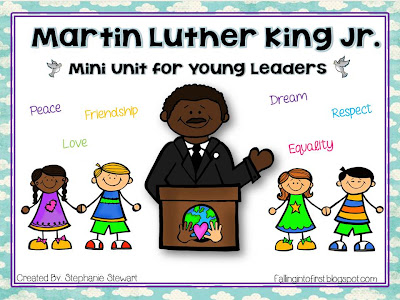 Martin luther king timeline activity