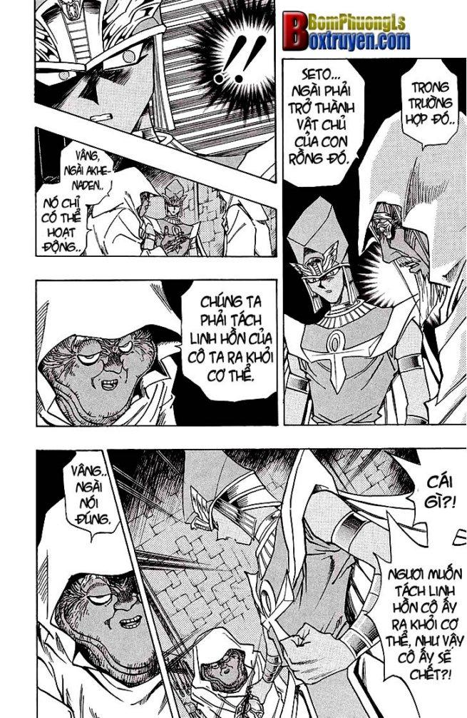 YuGi Oh – Vua Trò Chơi chap 311 Trang 12