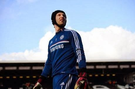 Petr Cech Record 100 Matches in The Champions League