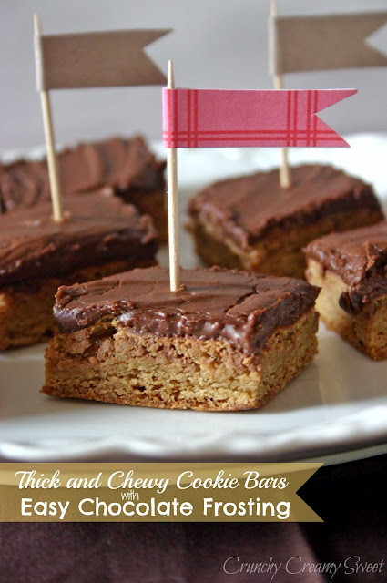 May+266a11 Thick and Chewy Cookie Bars with Easy Chocolate Frosting
