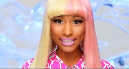 nicki minaj super bass video images. Nicki Minaj - Super Bass
