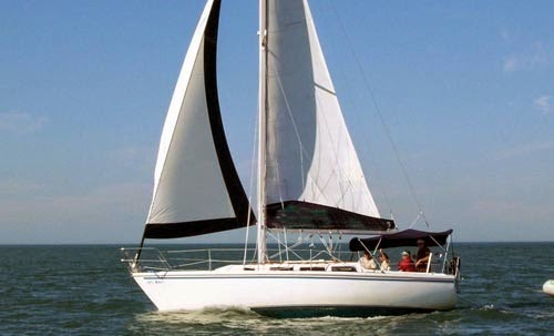 Custom Built Sails