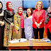 HEYA Arabian Gandeng Dian Pelangi Gelar Fashion