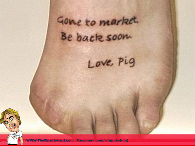 This little Piggy goes to the market