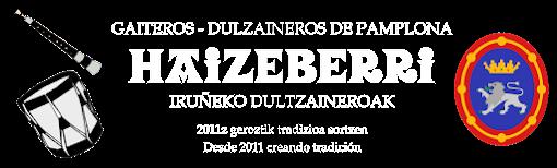 Gaiteros-Dulzaineros Haizeberri Dultzaineroak