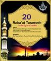 20 Rakaat Taraweeh