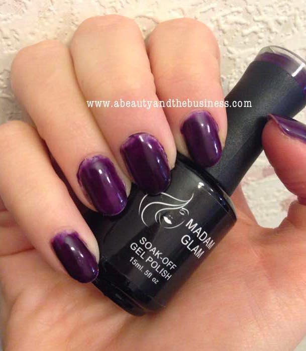 Images Of Dark Purple Nail Polish - Absolute cycle