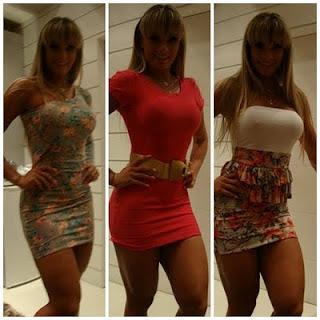 Vestidos Maria Gueixa