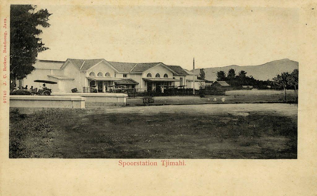 Staatspoorwagen Tjimahi 1895