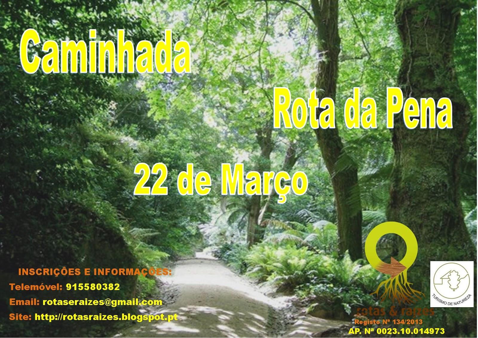 Rota - 2015/03/22 - Caminhada Rota da Pena- Sintra Rota%2Bda%2Bpena