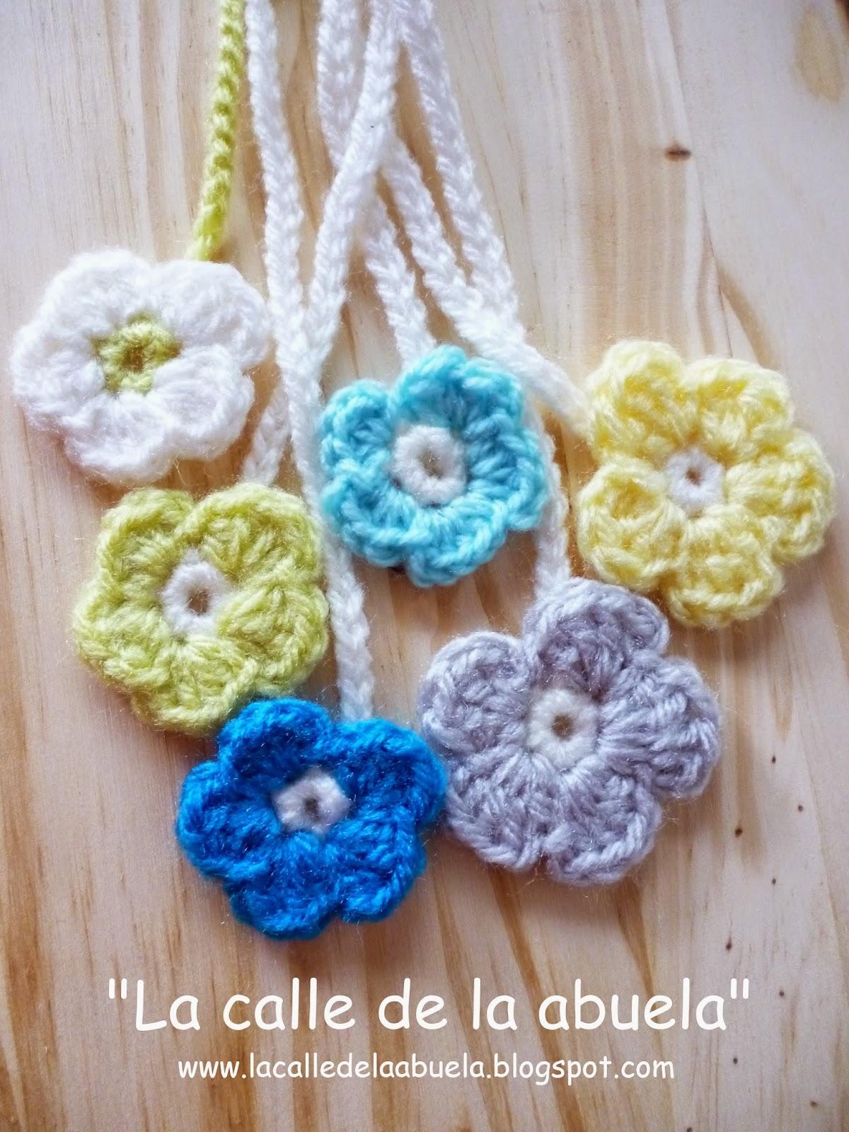 Atractivo Los Patrones De Crochet Libre Para Marcadores Bosquejo ...