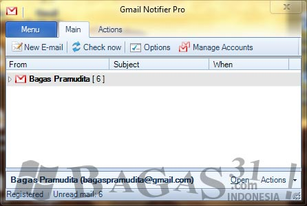 Gmail Notifier Pro 3.3 Full Keygen 2