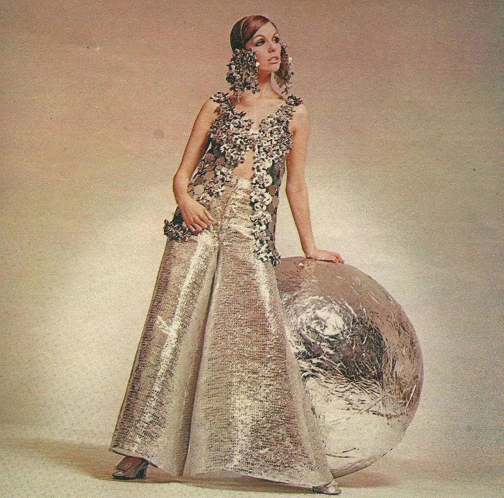 Paco evening dresses